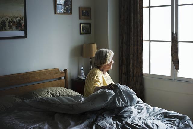 [親の介護、無理]寝たきりになったらどうしよう。母の心配