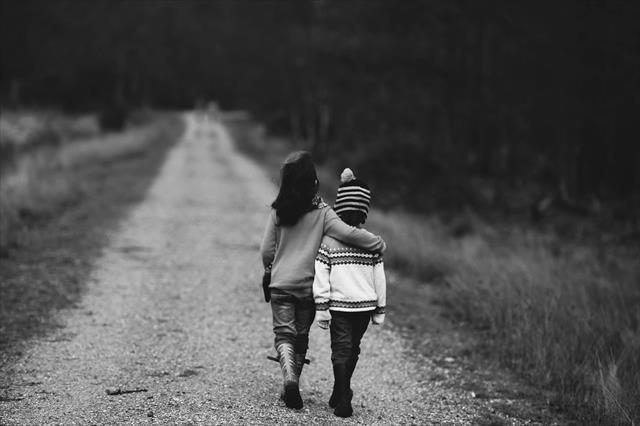 親が原因の人間不信の直し方