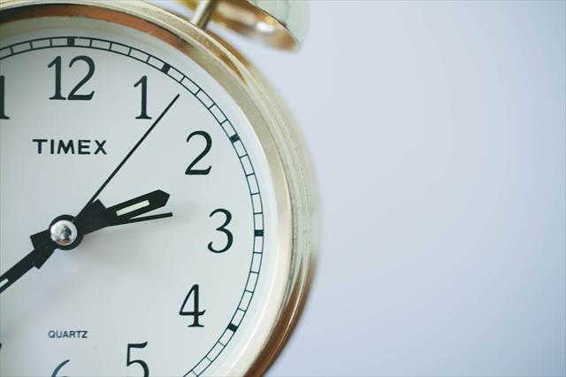 ADHDの特徴!「時間に余裕を持って行動できない」の回復方法