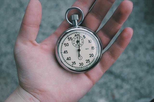 ADHDの特徴!「時間の逆算ができない」の対応
